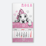 Настінний календар